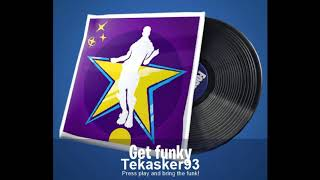 Fortnite Get Funky Lobby Men- Colonna sonora EpicGames OST Tema trapelato 8.50 Patch