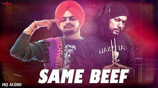 Kali Range Sidhu Moose Wala New Song 2020 Ft. Bohemia | Rap Song