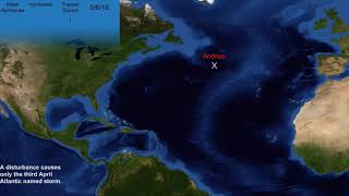2019 Atlantic Hurricane Season Predictions