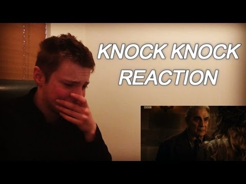DOCTOR WHO - 10X04 KNOCK KNOCK REACTION
