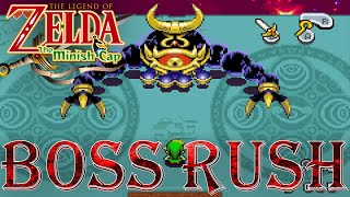 The Legend of Zelda: The Minish Cap - Boss Rush (No Damage)