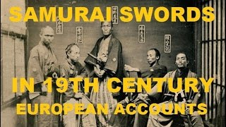 Video Katana vs Sabre: More European accounts of Japanese swords and sword fighting download MP3, 3GP, MP4, WEBM, AVI, FLV Agustus 2018
