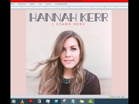 Hannah Kerr - I Stand Here