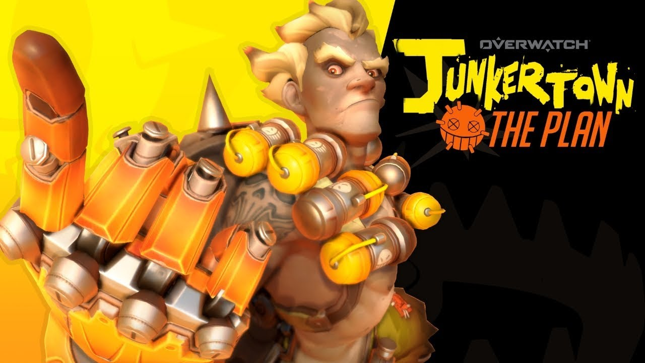 Quot Junkertown The Plan Quot Overwatch Youtube