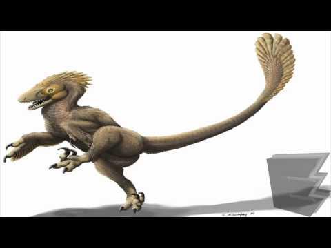 Ancient Reptile Tribute Two: Balaur Bondoc / Dromaeosaurid - Dinosaur.
