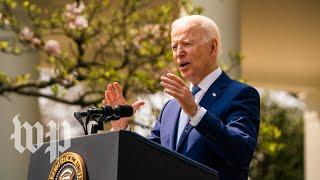 WATCH: Biden delivers remarks on coronavirus response