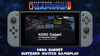 KORG Gadget | Nintendo Switch Gameplay