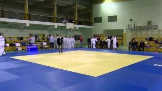2 Drużynowe MP Województw w Judo Warszawa 01.12.2018 mata 2