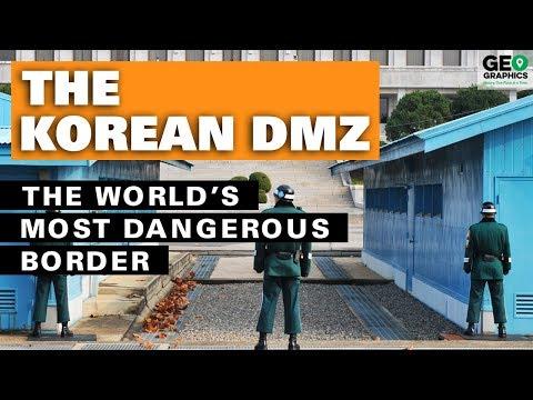 The Korean DMZ: The World's Most Dangerous Border By Morris M.