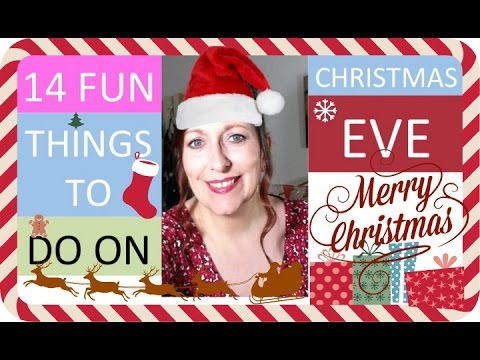 14 fun things to do on christmas eve happy christmas - Fun Things To Do On Christmas Eve