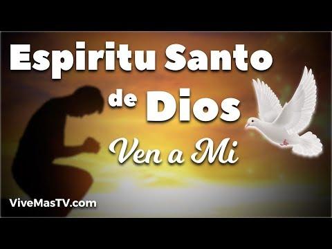 Espíritu Santo de Dios guía mi vida | Palabra de Sabiduría