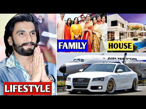 Ranveer Singh Lifestyle 2020, Age, Income, House, Cars ...