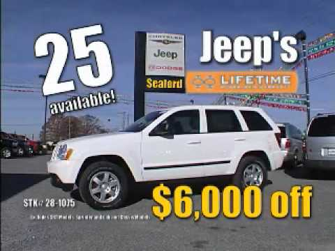 Ig Burton Seaford Chrysler Dodge Jeep Event Of A Lifetime