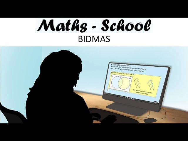 BIDMAS / BODMAS (order of operation) in calculations GCSE Maths revision lesson (Maths - School)