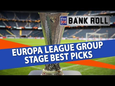 2017/18 Europa League Group Stage Betting | Thurs 2nd Nov