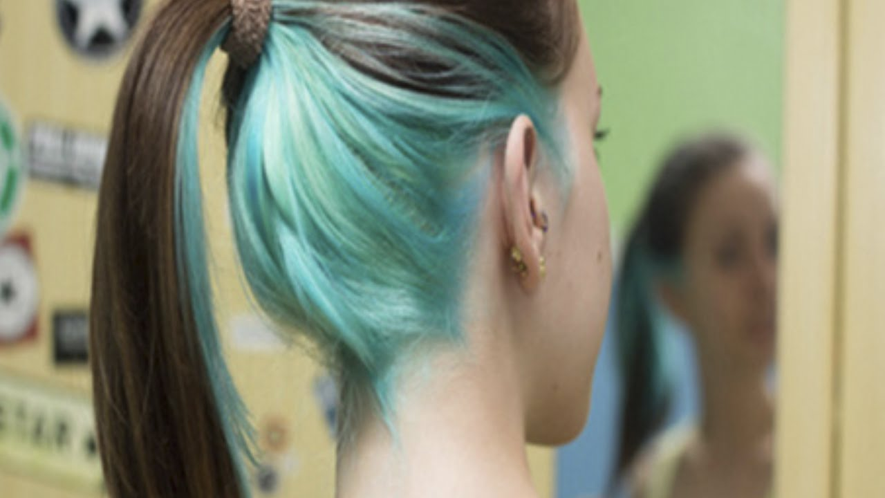 Como hacer tu tinte casero color turquesa youtube - Como hacer color turquesa ...