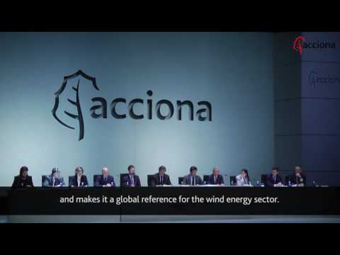 ACCIONA Annual General Meeting 2016