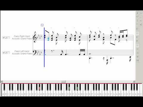 We Are The Reason (Christian Song) ~ Music Piano Sheet