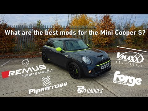 The Best Mods EVER for the Mini Cooper S