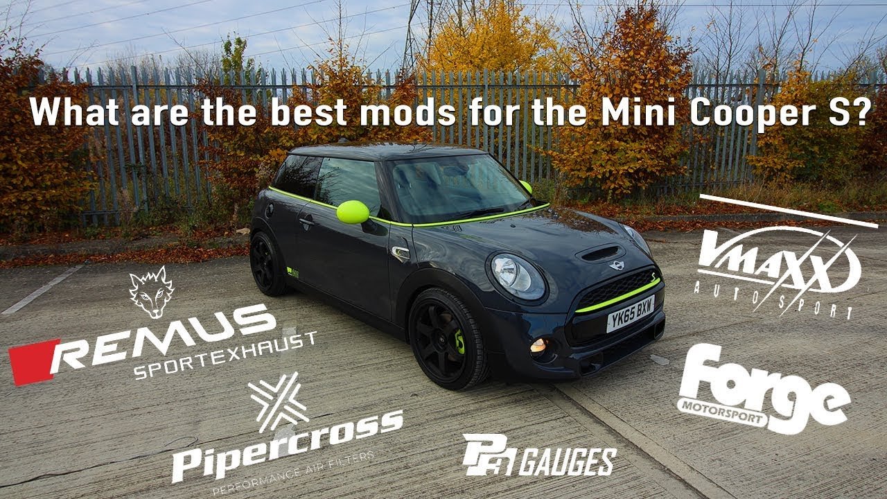 The Best Mods Ever For The Mini Cooper S Youtube