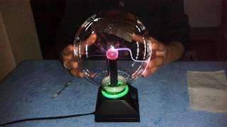 Sihirli Plazma  Küre Deneyi
