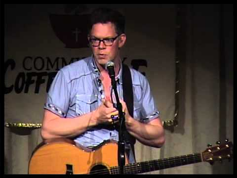 Jason Gray sings