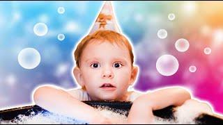 Полина и ее мистическое шоу с мыльными пузырями