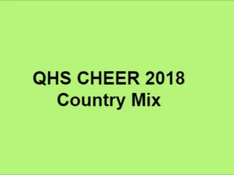 QHS Cheer 2018 Country