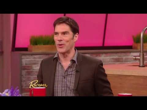 Thomas Gibson on the Rachael Ray Show 05-02-2014