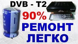 Raqamli DVB-T2 STB. Eng keng tarqalgan xato.
