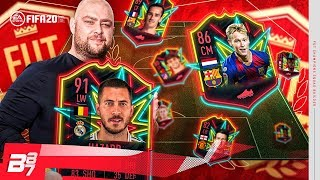 USING A FULL ONES TO WATCH TEAM IN FUT CHAMPIONS! | FIFA 20 ULTIMATE TEAM