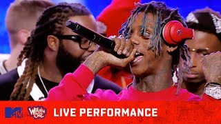 Famous Dex Pulls Up & Goes Wild w/ 'Pick It Up' 🎶 Wild 'N Out