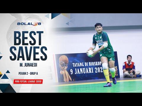 Best 5 Saves Pekan 2 Group A   Pro Futsal League 2020