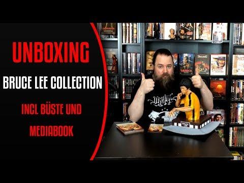 Bruce Lee Collection - Büste inkl  Mediabook