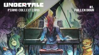 UNDERTALE Piano Collections: 01. Fallen Down (David Peacock & Augustine Mayuga Gonzales)