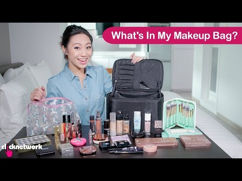 What's In My Makeup Bag?  Tried and Tested: EP109