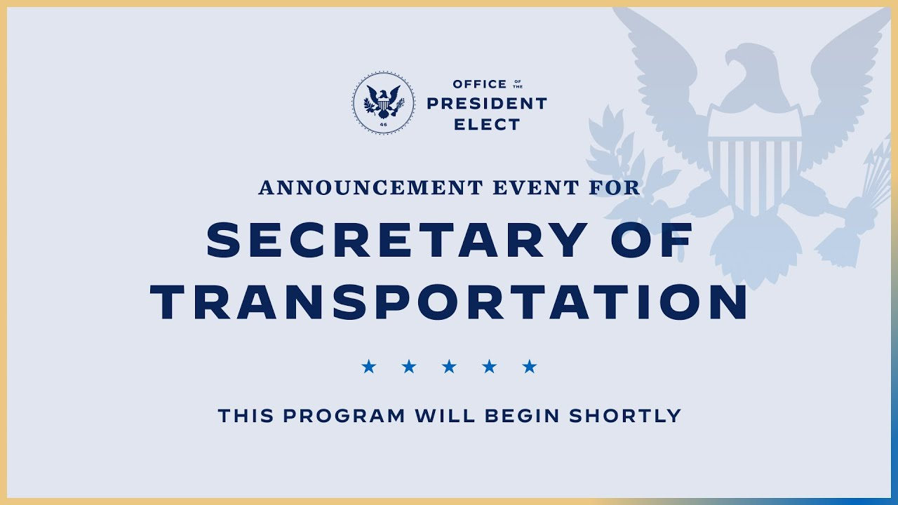 Vice President Kamala Harris will come to town on Friday, talk transit ...