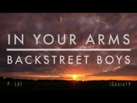Backstreet Boys - In Your Arms | 2015 Bonus Track (Lyric Video HD)