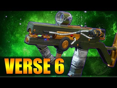 OHHH! You Must Try This One Out! | Destiny 2 Verse 6