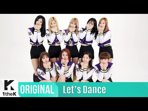 Thumbnail: Let's Dance: TWICE(트와이스) _ CHEER UP [SUB]