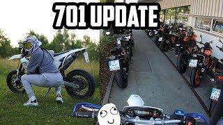 Läuft die 701 wieder?!