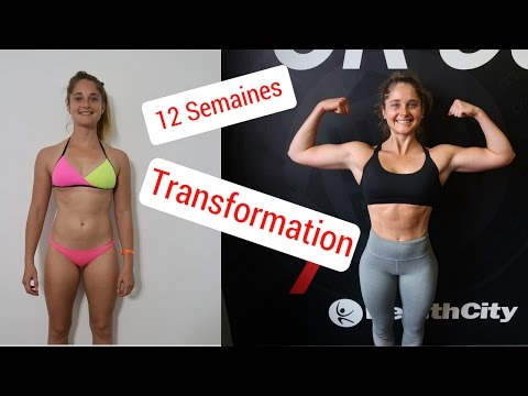 MA TRANSFORMATION ! 12 Semaines de Bonheur