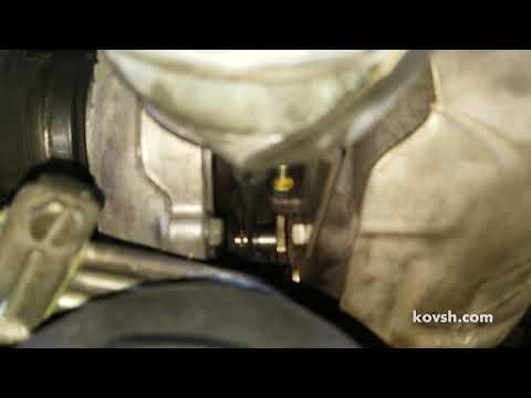 Как, ошибившись один раз, можно нарушить работу турбины и EGR на Audi A6 2.5d, AFB