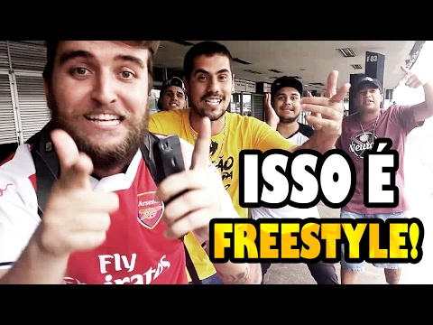 FreeCypher #2 - Cypher da Rodô (Biro-Biro, Marinho, Alves, Nenzin e DeJAH) Beat: Lerym
