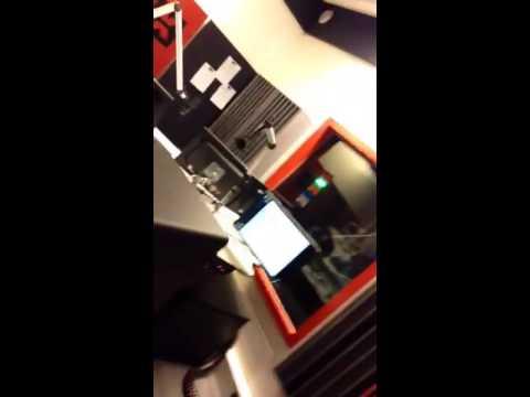 Monica Dias @ Radio X Basel