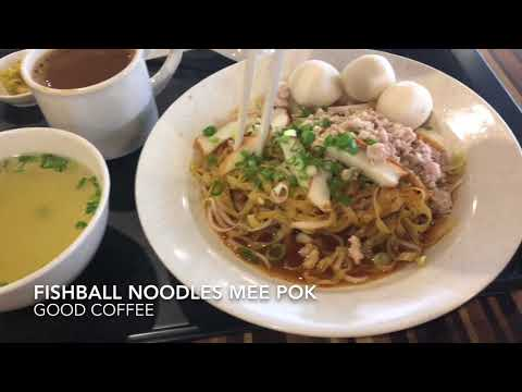 Singapore Food Compilation 2018 Fishball Noodles, Herbal Chicken, Nasi Lemak and more