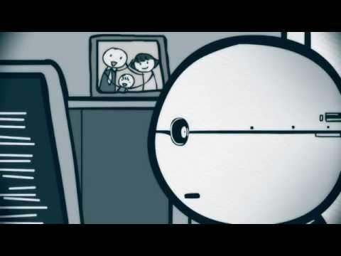 Salary Man - Must watch Cartoon