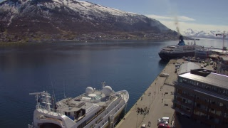 Tromsø Havn KF - Livestream Sentrum