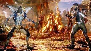 Mortal Kombat 11 Kollector Gameplay Walkthrough (2019)