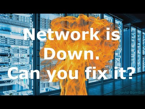 Cisco CCNA Packet Tracer Ultimate labs: The Network is Down! Can you fix it?
